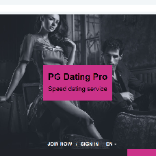 Dendrobium - dating website template