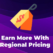 Regional prices — change the pricing based on the location your users are to earn more revenue