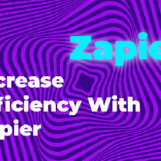 Zapier integration — connect your site with 2000+ apps for more efficiency