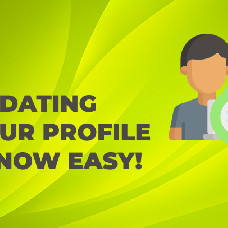 Profile photos management - Easily update profile photos from the gallery