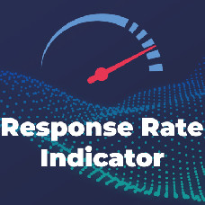 Response rate - How quick are people to respond
