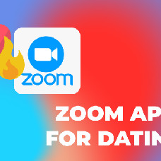 Zoom app but for dating — everyone's heard about Zoom now, but what if we turn it into dating app