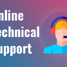 Technical support service - get a team of specialists to work on your site