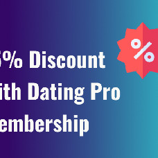 Dating Pro Membership - 15% discount for any item in the Dating Pro marketplace