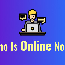 Online users – Show people who is online now
