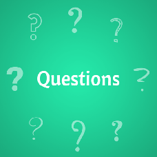 Questions - Ask a question to start a conversation