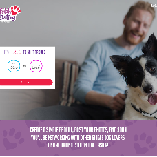 Dating site for dog lovers