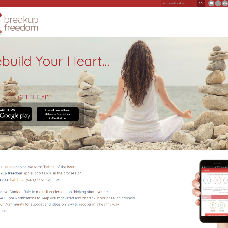 Breakup Recovery App and Website for sale
