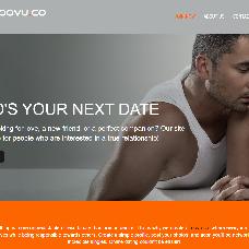 Loovu website - anonymous social app
