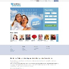 Non Drinkers Dating website