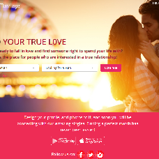 Dating site for people looking for marriage