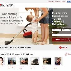 Chore Heroes website