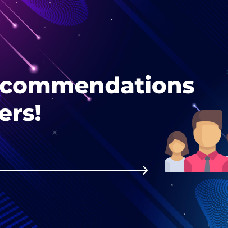 Recommended users - Increase engagement by showing similar users