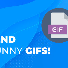 Giphy – Funny GIFs will make site members stay on your site