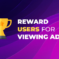 Rewarded ads — monetize unpaid users with ads in exchange of free actions