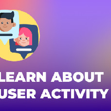 User activities statistics – see the most useful information in one place