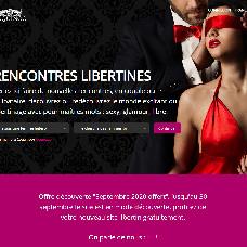 Coquinoo website - libertine dating