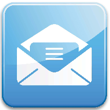 E-mail notification based on saved search criteria