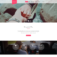 Only Love Joomla Template