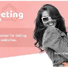 Meeting Room - dating website template