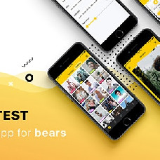 BearHunt - dating app template