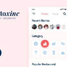 Datoxinc - dating app template