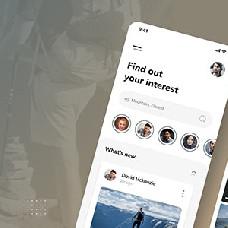 Avrend Your Adventure Friends -  dating app template