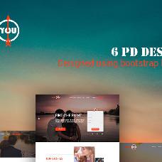 foundYou - Multipurpose dating website template