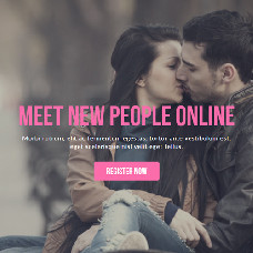 Love Muse - dating website template