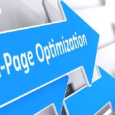 On-page optimization service