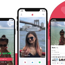 Tinder-like app - iOS & Android