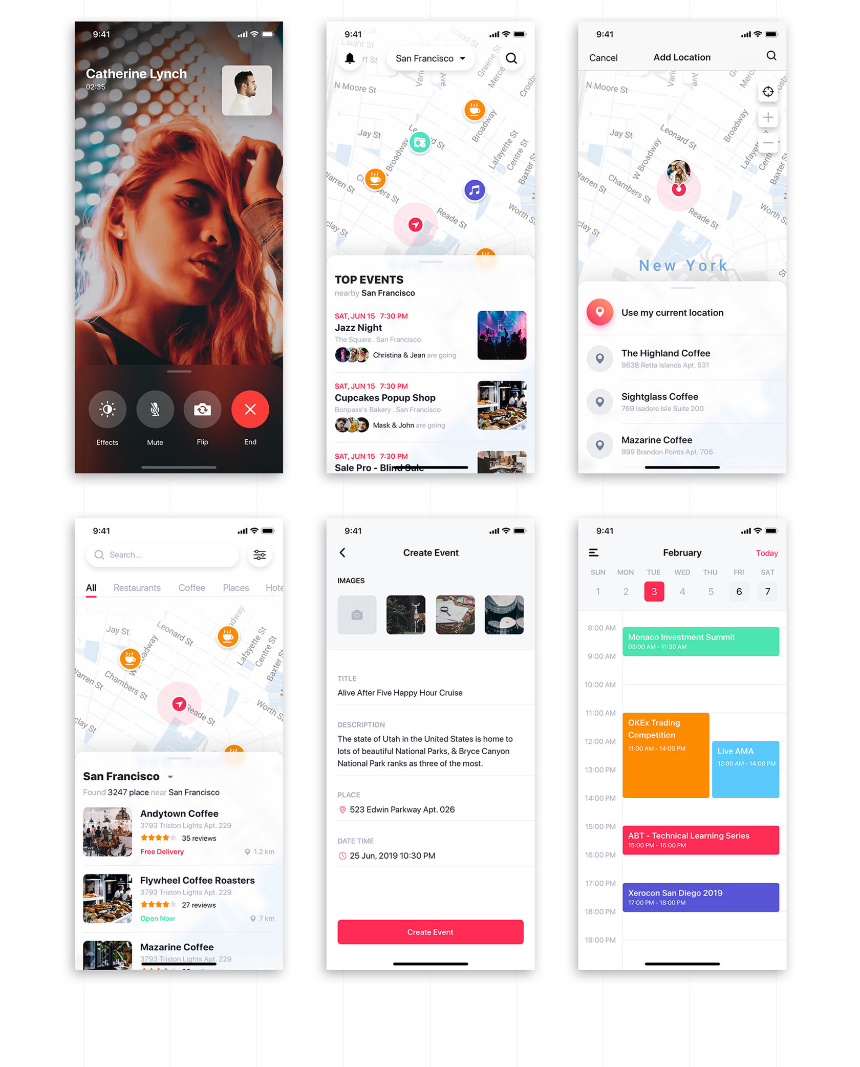 JAZAM - dating app template