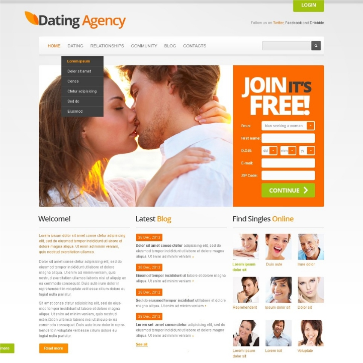 photo: video khf dating agency