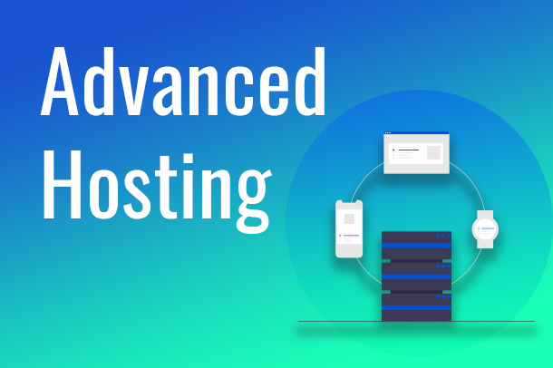 Shared hosting service - Quick setup for your site