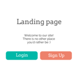 Landings - Connect landing pages to your website