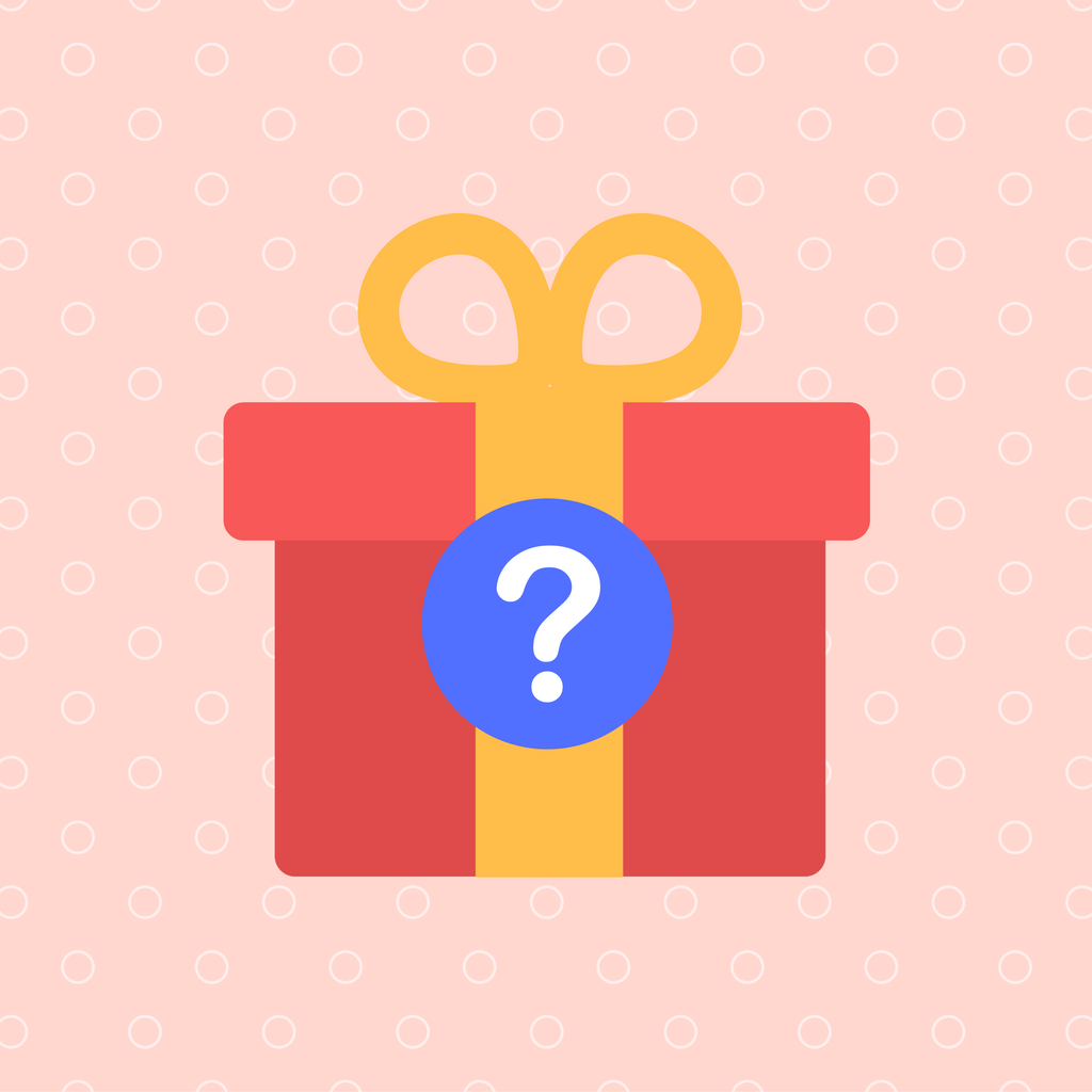 Secret gifts - Guessing game