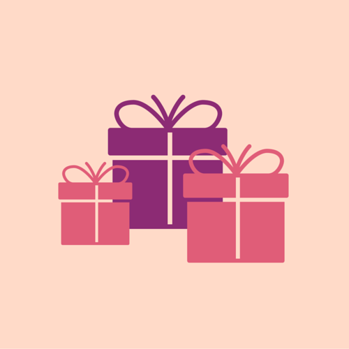 Virtual gifts - Buy and exchange gifts in the chat