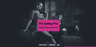PG Dating Pro software