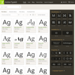 Font change - Choose the best font and size for your website