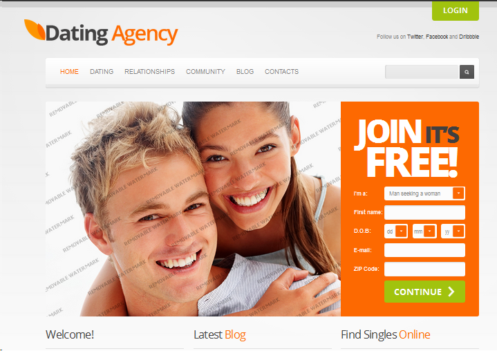Agency categories dating hidden categories
