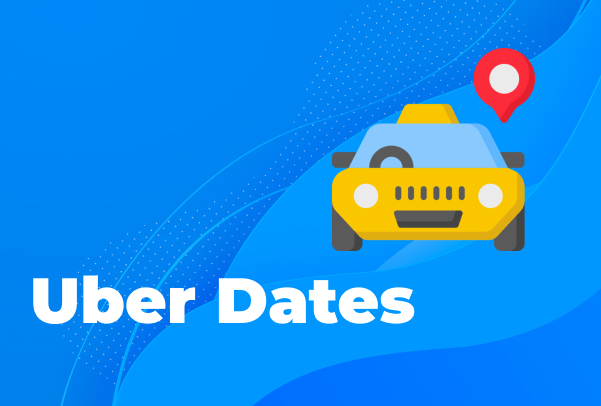 Uber integration – help your dating app members get a ride to meet each other