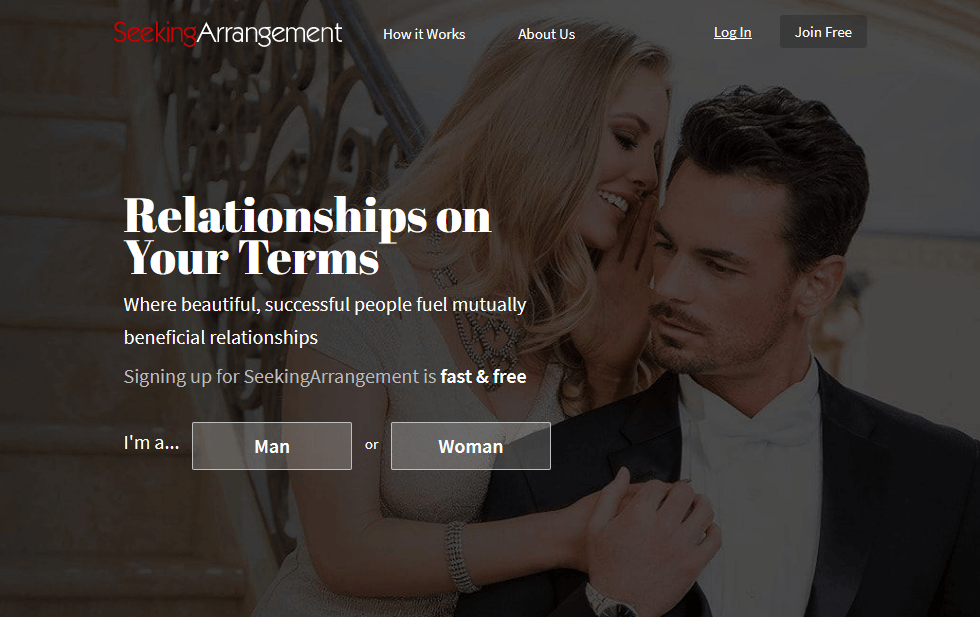 Seekingarrangement.com - Dating business review