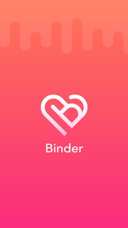 Binder - Tinder Dating clone App with admin panel - iOS