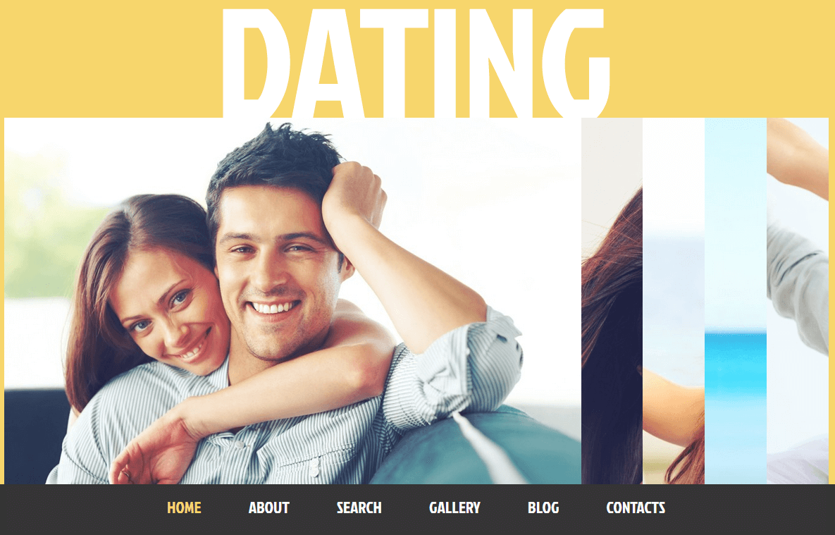dating pro templates